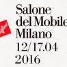 2016, International Milano Furniture Fair
