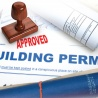 Building permits indicate increased construction work